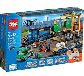 LEGO 60052 City Cargo Train Set. New