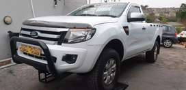 A 2013 FORD RANGER 2.2TDCI XLS FOR SALE