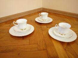 Zestaw do herbaty anglia filiżanka royal