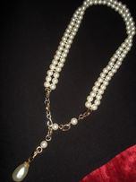 Ожерелье, колье , бусы жемчуг