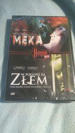 Filmy dvd Męka i W Pogoni Za Złem
