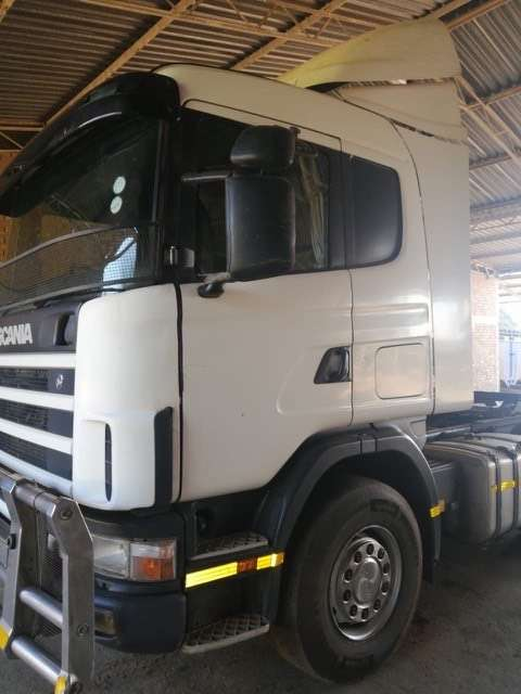 Scania R124G 420 Opticruise 0