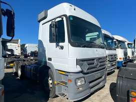 Clearance Sale! Get This Mercedes Benz Actros 2650 v8 Now