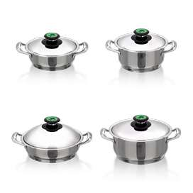 AMC 4 POT COMBO FOR R517 PER MONTH!! FROM STOVE TO OVEN+FREE GIFT POT