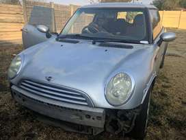 R50 Mini Cooper, Stripping for Spares
