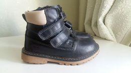 Зимние ботинки зимові чобітки 27 размер
