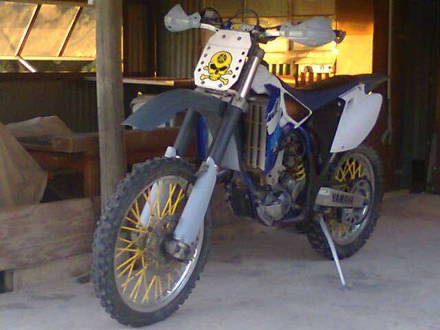 Off road Yamaha WR450F for salee 0