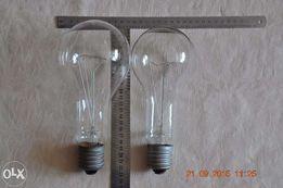 Лампа лампочка накаливания 500 Вт ссср