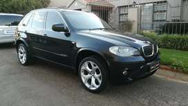 BMW X5 3.0D MSPORT AUTO FACELIFT
