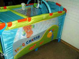 Манеж-кровать Baby Care M170 (Жираф)