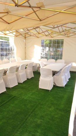 Namiot bankietowy, cateringowy imprezowy, na komunię, polter - WYNAJEM Żnin - image 5