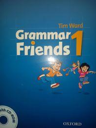 Учебник английского языка с диском Grammar Friends 1