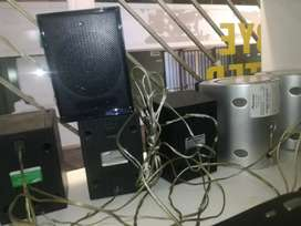 Surround sound speakers for sale