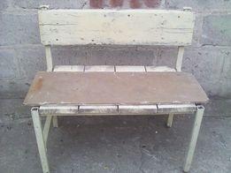 Лавка (скамья) комбинированная