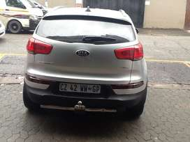 Kia Sportage is available now for sale
