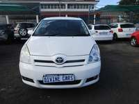 Image of Toyota Verso 1.8 7 seater 2006 model