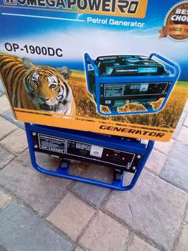 1900DC Omega Pull Start Generator new in a box for only R2700