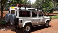 Rugged Land rover at a great price 0