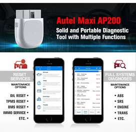 Autel Maxi AP200 – All Systems Bluetooth Scanner with 19 Special Funct