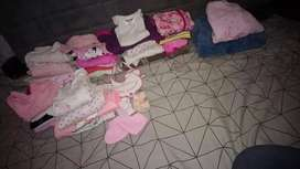baby girl newborn and 0-3 month clothing