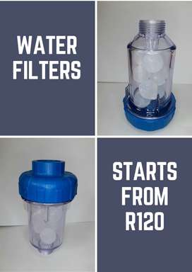 Dishwasher Water Filters