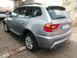 2006 BMW X3 3,0 ENGINE CAPACITY