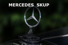 Auto skup Mercedes Skup aut zabytkowe starsze i młode