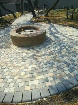 Top quality paving ideas and installation