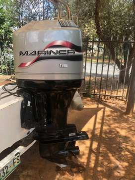115hp Mariner Outboard