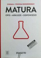 Chemia Poziom rozszerzony Matura Opis Arkusze Odpowiedzi Zdasz.to