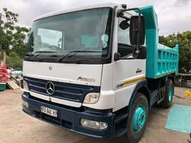 Mercedes atego tipper 1518