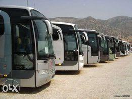 пассажирские перевозки, заказ автобуса по Украине, Европе, СНГ.