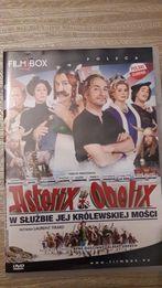 Asterix i Obelix - W służbie jej królewskiej mości ( dvd )