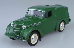 Модели 1/43 из серии АНС Автомобиль на службе 5 шт (см. список)