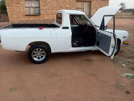 I am selling a used bakkie in good condition ..paper are in order