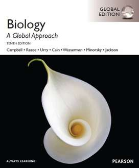 Biology a Global Approach 10th edition by Campbell, Reece