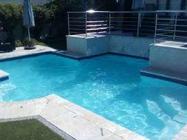 Swimming pool repairs and services