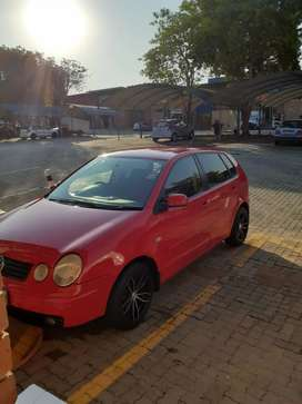 I'm selling the body of my polo engine was stolen