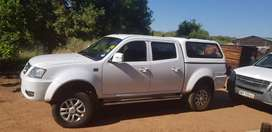 Tata Xenon Double Cab With Canopy R127 000