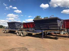 Afrit side tipper for sale