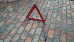 Знак аварийной остановки, складной.