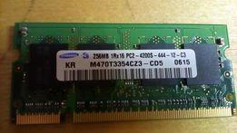 Модуль памяти для ноутбука - Samsung PC4200 256MB