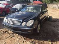 Image of Mercedes C240, 2005 model ready for stripping.