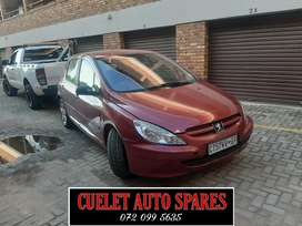 Peugeot 307 stripping