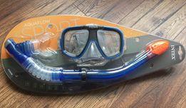 Продам набор(маска + тубка) для подводного плавания 'lntex'