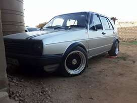 Golf 2 gts for sale