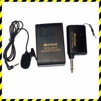 Беспроводной Петличный микрофон WR-601 (приемник+передатчик+петличка).