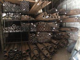 Трубы стальные бесшовные цельнотянутые розница
