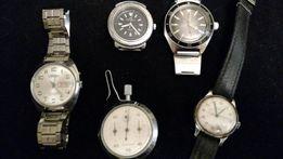 Часы Восток Амфибия 200 м антимагнитные СССР