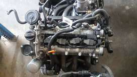 VW Polo 1.4 bby engine for sale